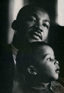 Dr. Martin Luther King Jr., son, Dexter, inauguration day, father, son, Civil Rights