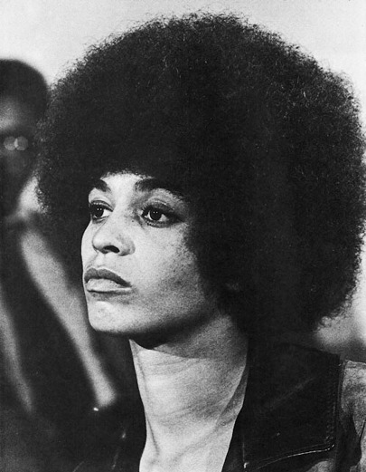 Angela Davis discussing U.S. prison industrial complex and its racism