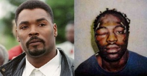 Rodney King before and after picture