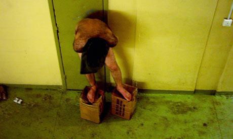 Were Iraq prison abu ghraib torture congratulate, remarkable