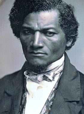 """""""There is not a nation on the earth guilty of practices more shocking and bloody than are the people of the United States, at this very hour.""""  - Frederick Douglass; 1852."""