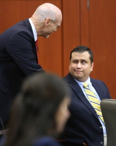 contemptible creep George Zimmerman