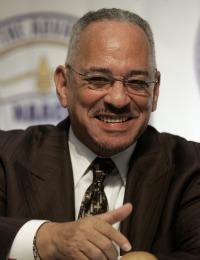 Preacher of the social Gospel, the Reverend Jeremiah Wright
