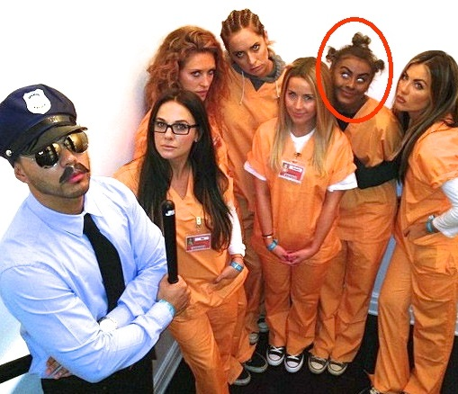 How Low Can You Go: white people and their racist Halloween costumes ...