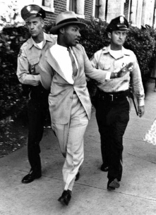 King was regularly arrested and harassed by police
