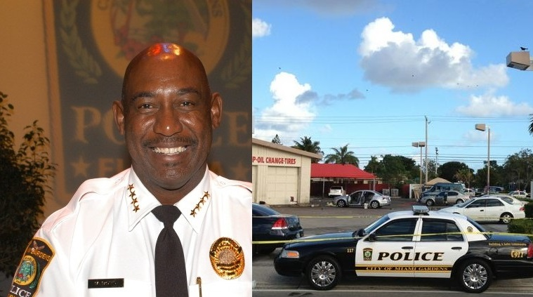 Miami Gardens Police Chief Resigns Amid Convenient Store Scandal United States Hypocrisy