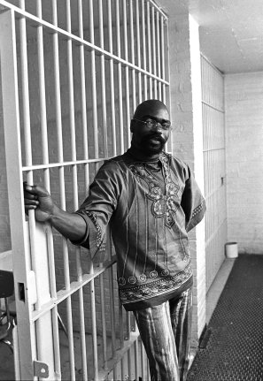 """I wouldn't give up. No matter that they sentenced me to three life terms in prison. I wouldn't give up. Just because a jury of 12 misinformed people... found me guilty. And because I was not guilty I refused to act like a guilty person."" - Rubin ""Hurricane"" Carter"