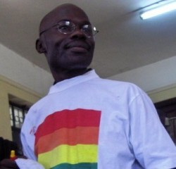Human Rights activist David Kato