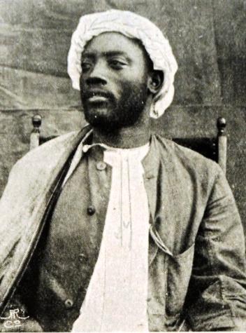 Mwanga II of Buganda Mwanga II Basammula Ekkere the King of Buganda39s
