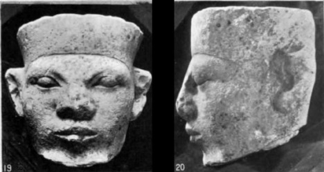 Aha Min, or 'Menes', early dynasty King who unified Upper and Lower Kemet