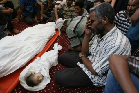 5 month old Faris Al Mahmoum July 18