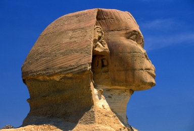 "Heremakhet, better known as the ""Sphinx of Giza""."