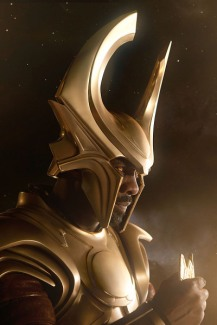 Idris Elba as Heimdall in the movie Thor (2011)