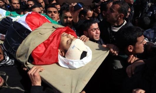 Funeral of Ahmed Hajaj