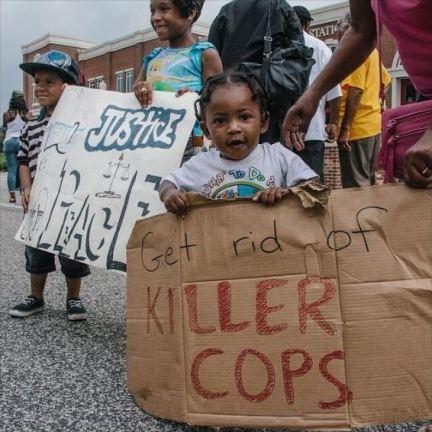 Jail all killer racist cops