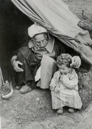 Al Nakba, the Catastrophe, was when in 1948 some 750,000 Palestinian Arabs were driven from their homes and made refugees in order to make way for creation of the Jewish State.