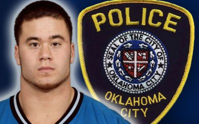 Officer Daniel Holtzclaw, charged with sexually assaulting at least ten different Black women while he was on duty.