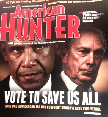 American Hunter cover NRA
