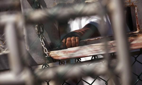 Gitmo detention facility
