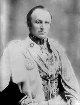 Arthur Balfour George Curzon