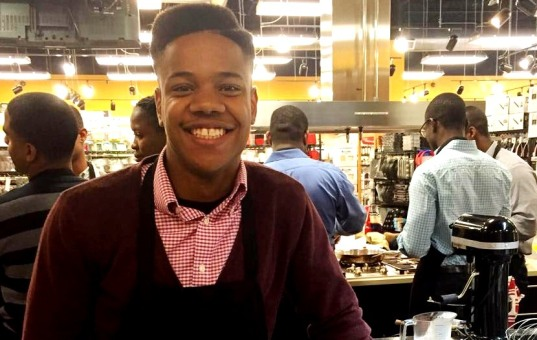 Martese Johnson, Honor Student at University of Virginia