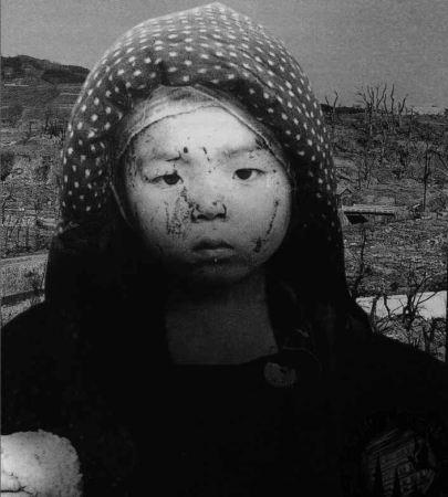 HiroshimaChildLooksintoCamera
