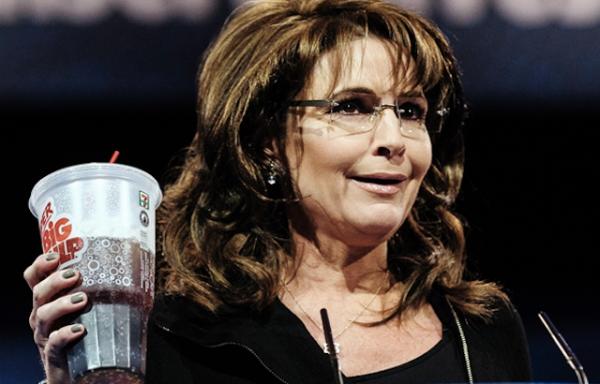Sarah Palin Republican Teabagger
