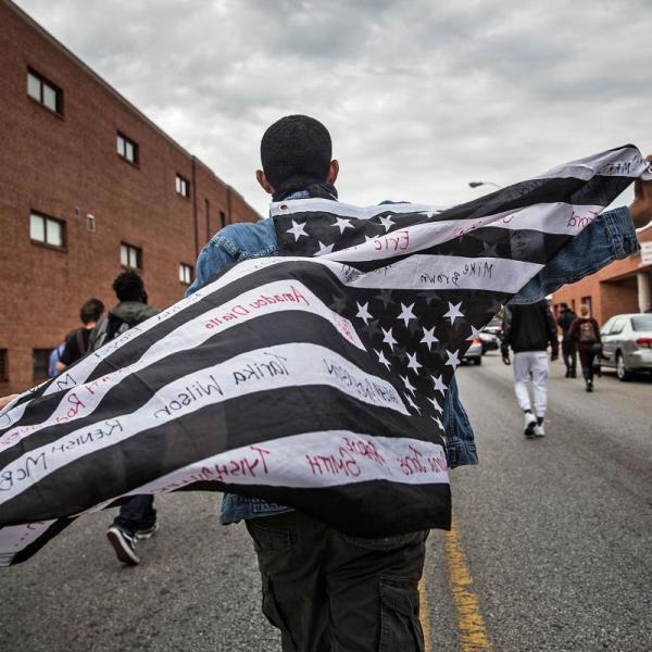 Baltimore #SayHerName