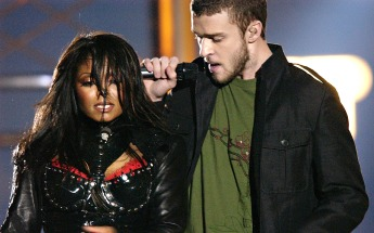 Super Bowl Rock Your Body performance 2004 half time performance