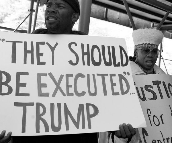 """They should be executed"""