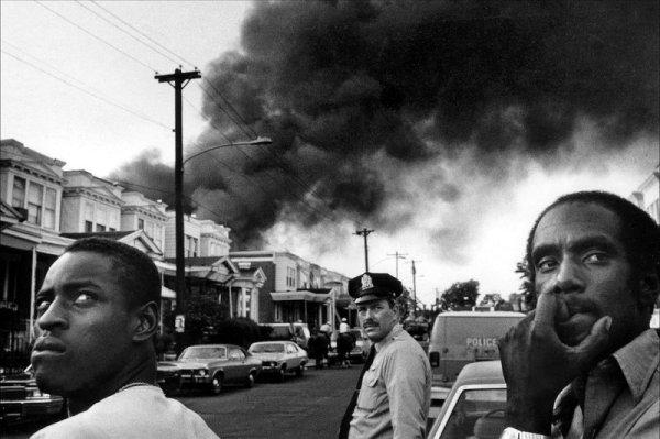 MOVE bombing 1985
