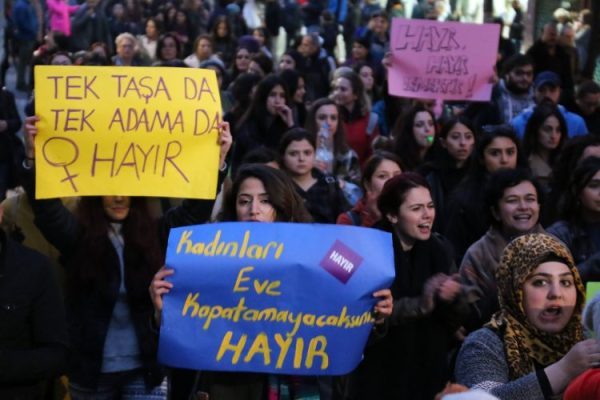 Recep Tayyip Erdogan resist