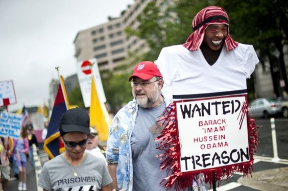 tea party protest