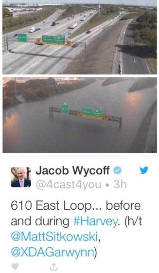Interstate 610 east loop TX Houston