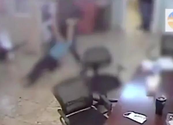 Migrant children abused in Arizona detention facility video