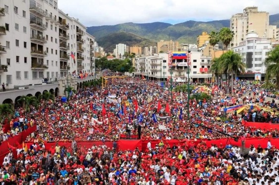 venezuelasupportsmaduro