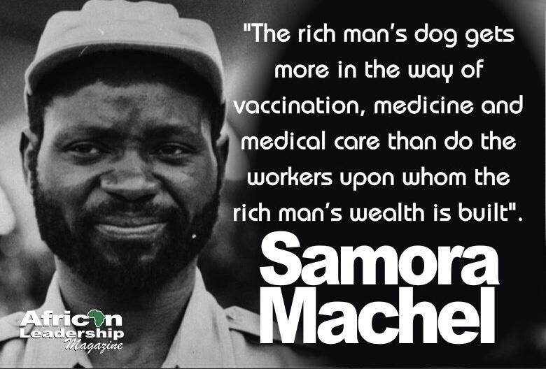 quote Africa