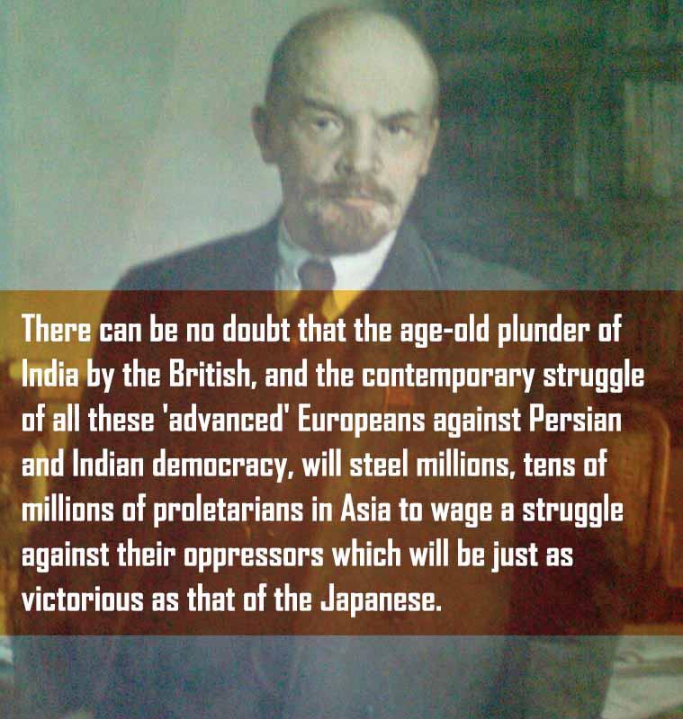 Vladimir Lenin on imperialism